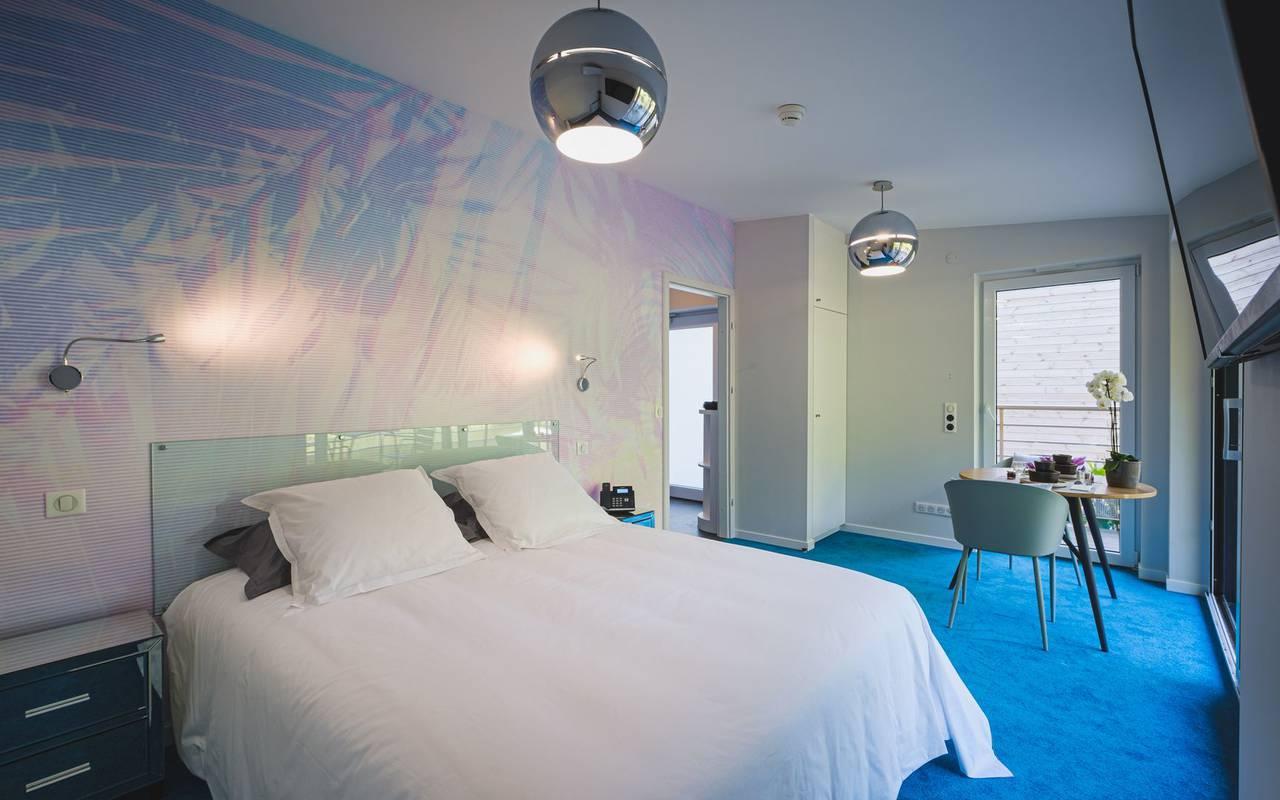 Bright room unusual accommodation metz