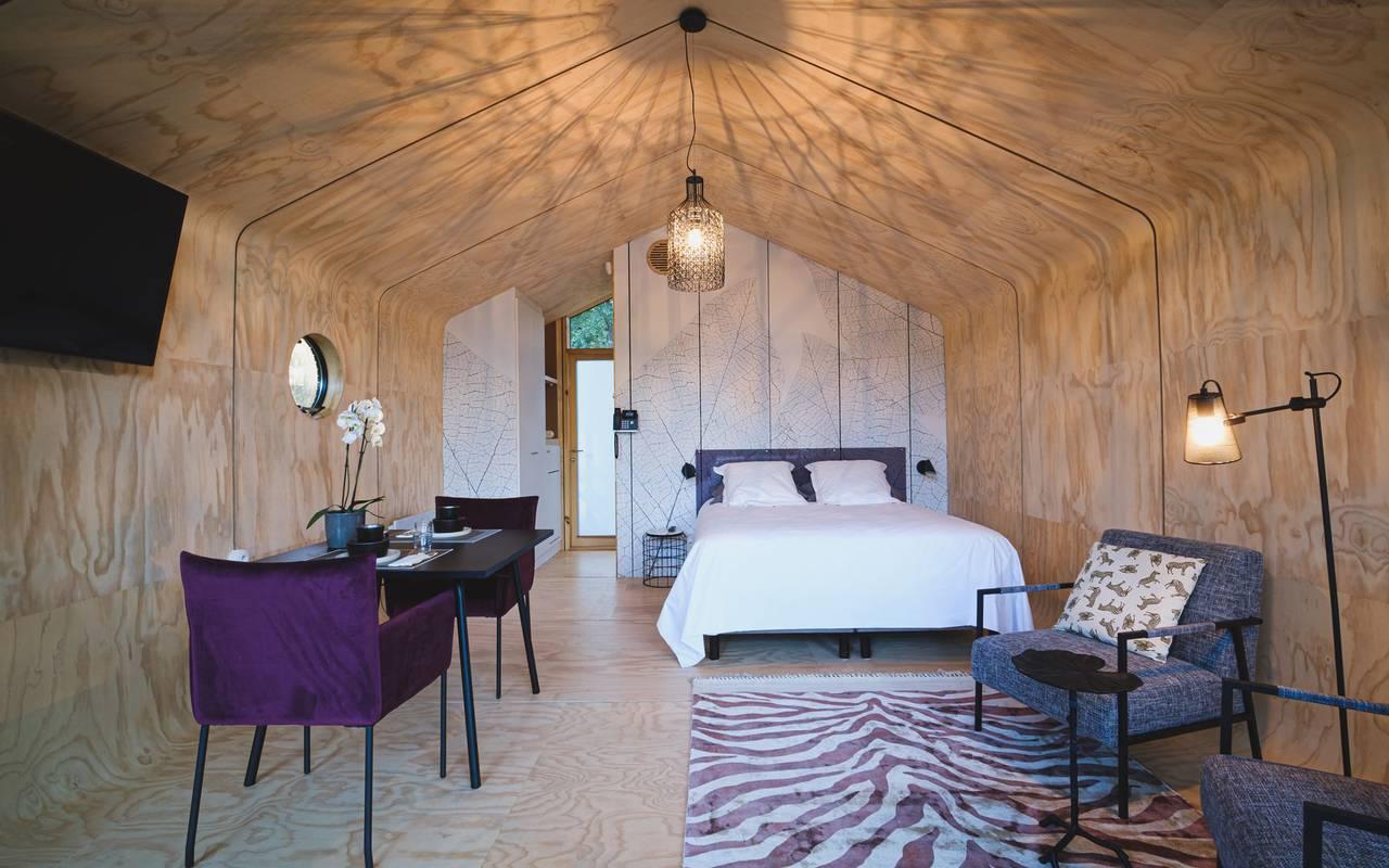 Chambre spacieuse location vacances metz