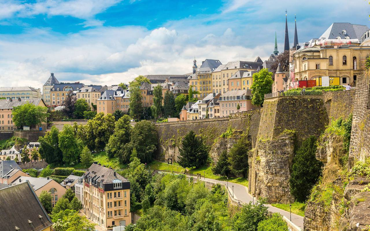 Luxembourg vacances grand est